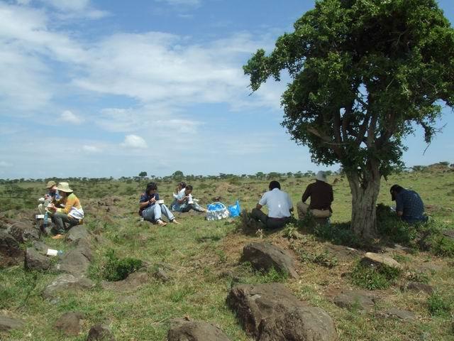 沈まぬ太陽 ケニア 32