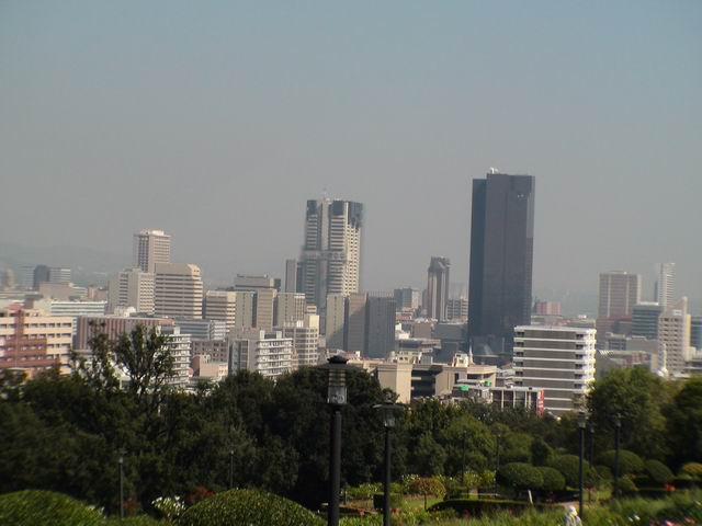 南アフリカ・プレトリア 2