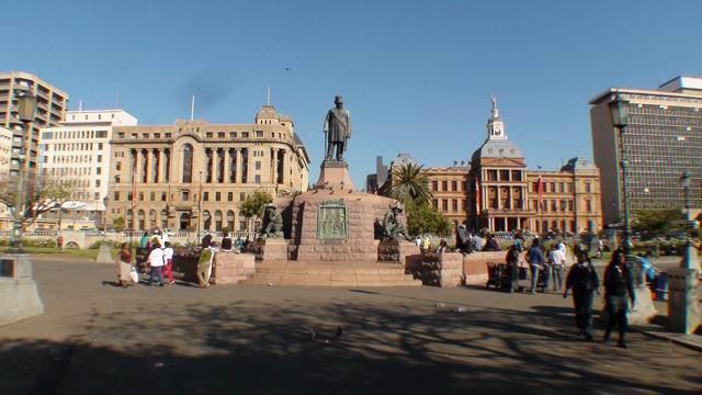 南アフリカ・プレトリア 7