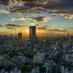 Tokyo Sunset (C) Mark Bucayan