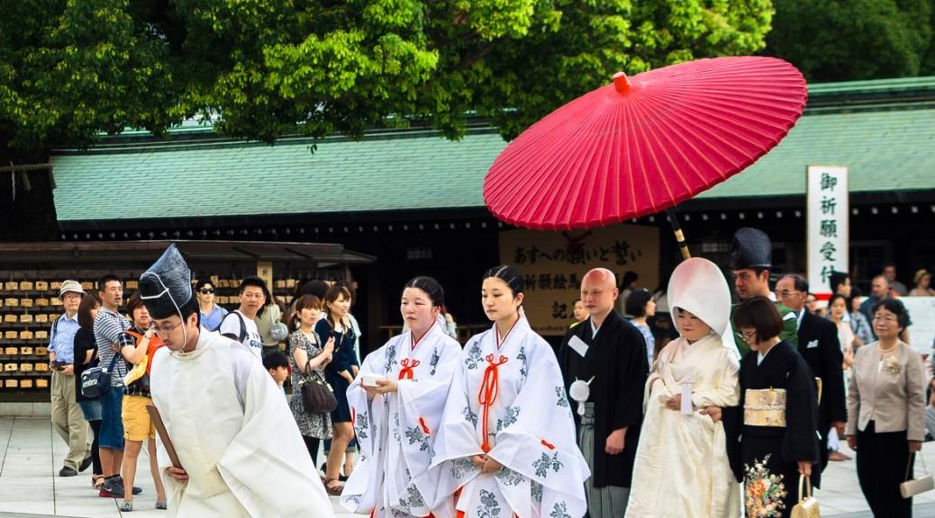 Japanese wedding (c) Guillaume Buret.